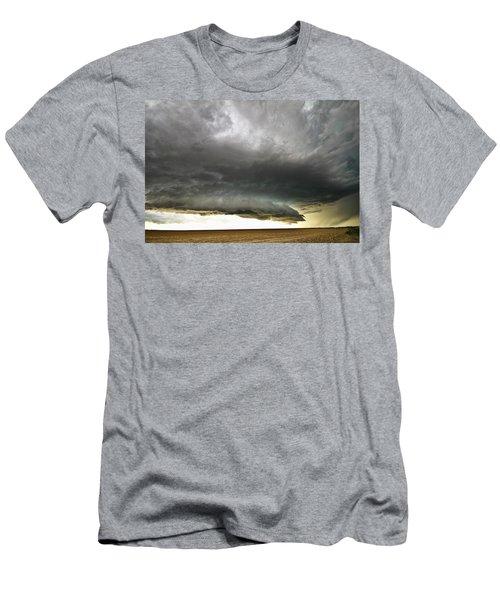 Akron Co Beast Men's T-Shirt (Slim Fit) by Ryan Crouse