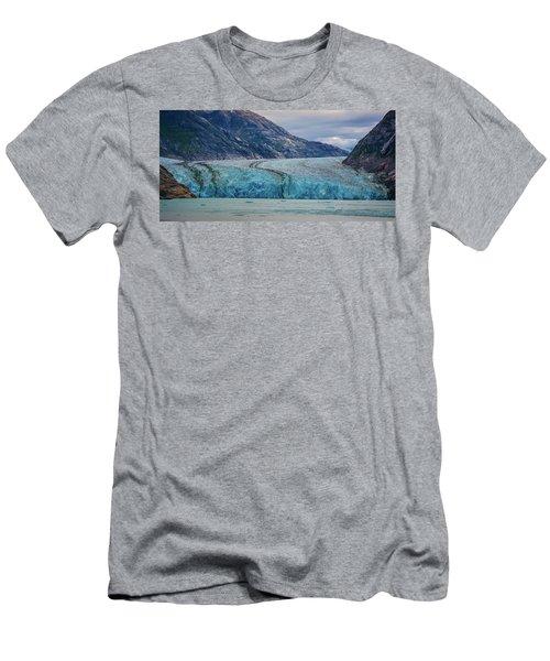 Alaska Glacier Men's T-Shirt (Athletic Fit)