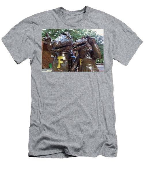 Albert And Alberta Men's T-Shirt (Athletic Fit)