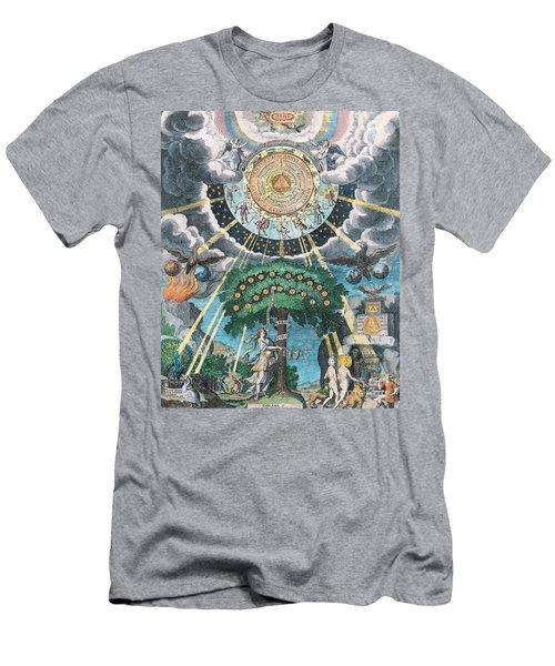 Alchemy Coagulation Men's T-Shirt (Athletic Fit)
