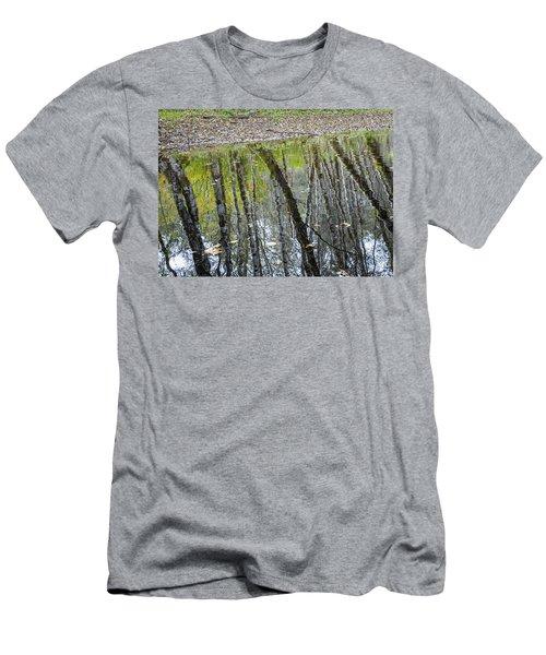Alder Reflection Men's T-Shirt (Athletic Fit)