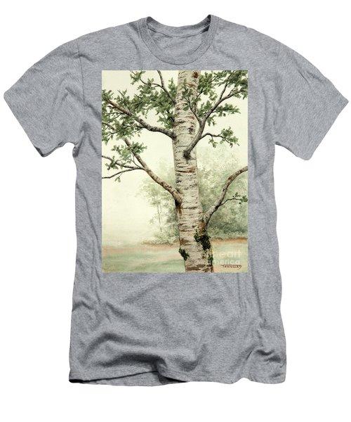 Alder Tree Men's T-Shirt (Athletic Fit)