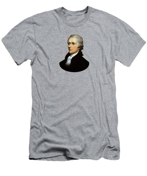 Alexander Hamilton Men's T-Shirt (Athletic Fit)
