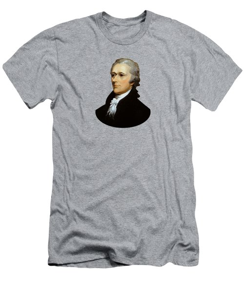 Alexander Hamilton Men's T-Shirt (Slim Fit)