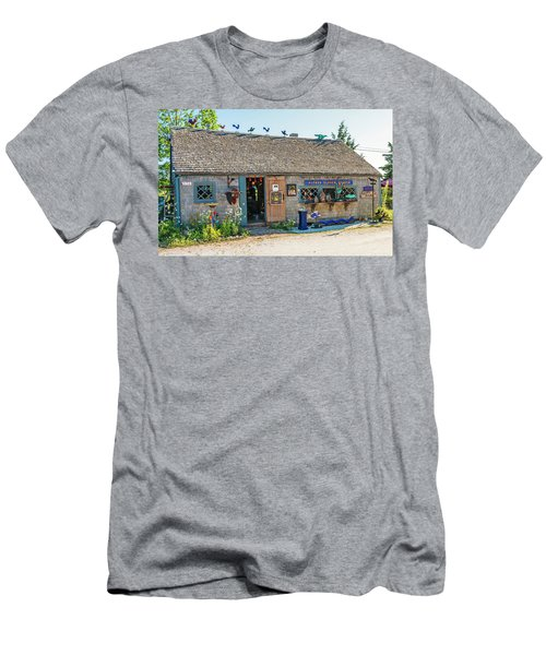 Alfie Glover's Bird Barn Men's T-Shirt (Athletic Fit)