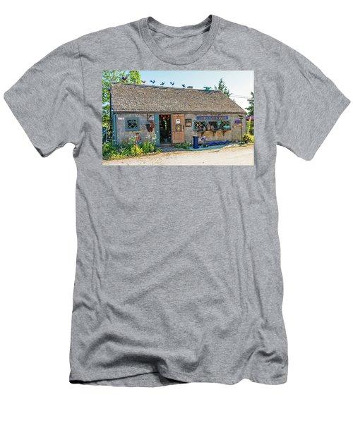 Alfie Glover's Bird Barn Men's T-Shirt (Athletic Fit)