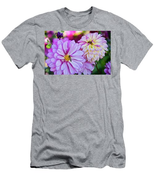 All A Buzz Men's T-Shirt (Athletic Fit)
