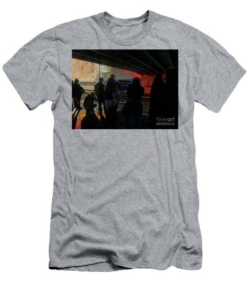All Lives Matter Men's T-Shirt (Athletic Fit)