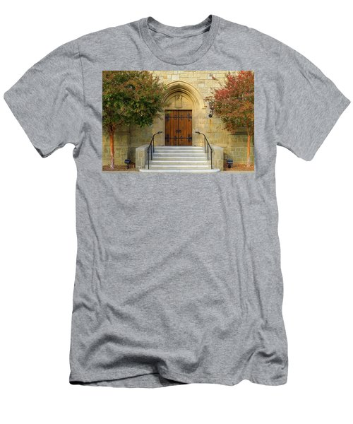 All Saints Church, Pasadena, California Men's T-Shirt (Athletic Fit)