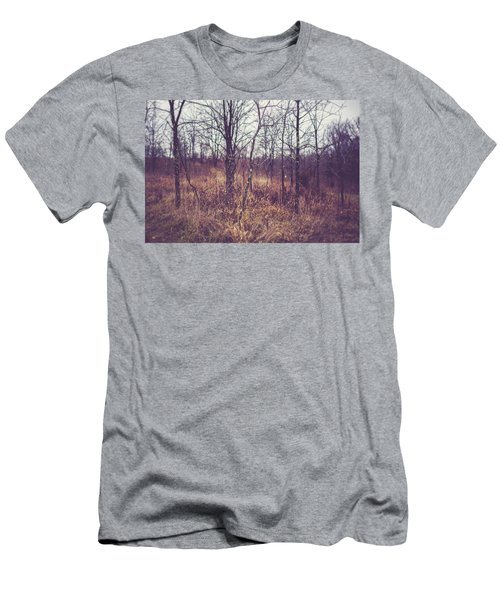 Men's T-Shirt (Slim Fit) featuring the photograph All The While by Shane Holsclaw