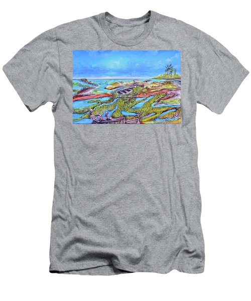 All Washed Up Men's T-Shirt (Athletic Fit)