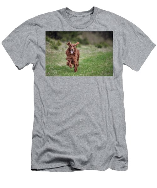 Allegro's March Men's T-Shirt (Athletic Fit)