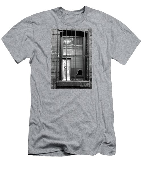 Men's T-Shirt (Slim Fit) featuring the photograph Almost Home by Joe Jake Pratt