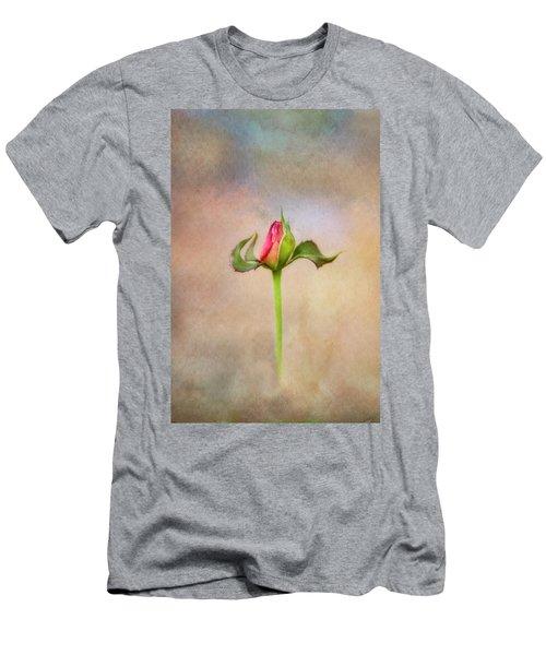 Alone Men's T-Shirt (Slim Fit) by Joan Bertucci