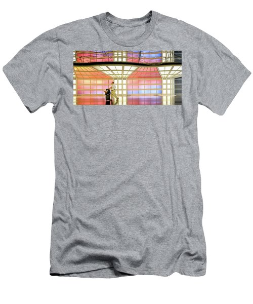 Along For The Ride Men's T-Shirt (Athletic Fit)