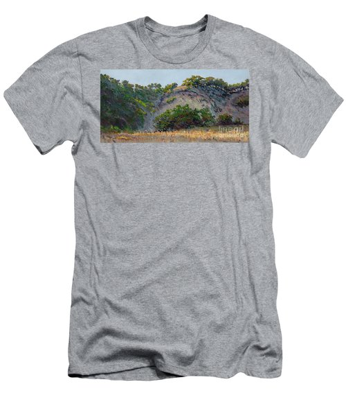 Along Jalama Creek Men's T-Shirt (Athletic Fit)
