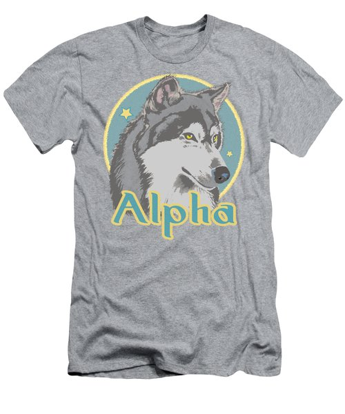 Alpha Men's T-Shirt (Athletic Fit)