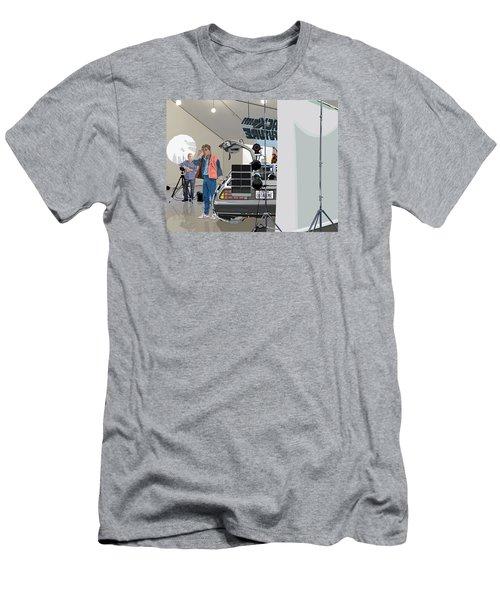 Alt. Poster Angle Men's T-Shirt (Slim Fit) by Kurt Ramschissel