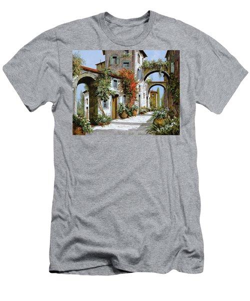 Altri Archi Men's T-Shirt (Athletic Fit)