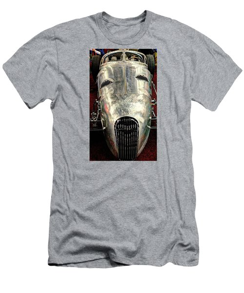 Aluminum Roadster  Men's T-Shirt (Athletic Fit)