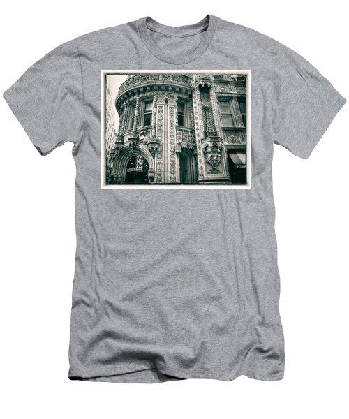 Alwyn Court  Men's T-Shirt (Athletic Fit)