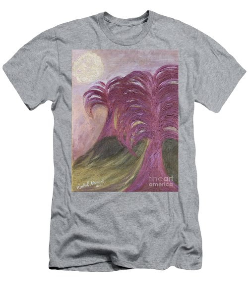 Ambient Moonlight Men's T-Shirt (Athletic Fit)
