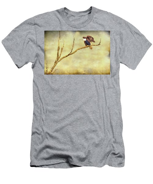 Men's T-Shirt (Slim Fit) featuring the photograph American Freedom by James BO Insogna