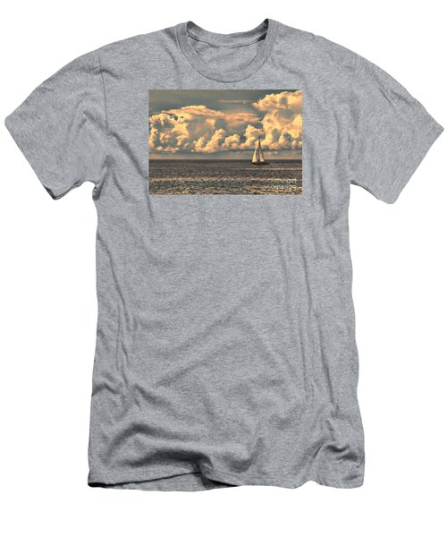 An Afternoon Sailing Men's T-Shirt (Athletic Fit)