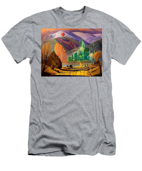 Oz, An American Fairy Tale Men's T-Shirt (Athletic Fit)