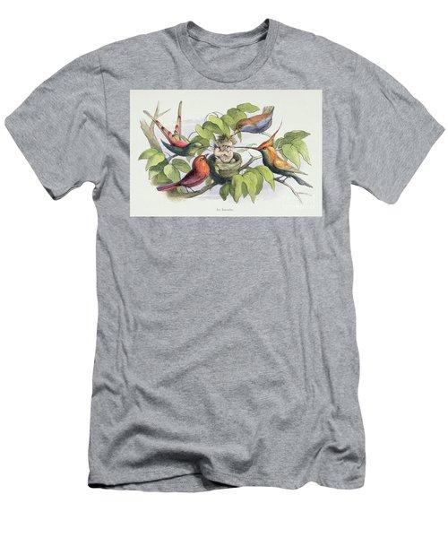 An Intruder Men's T-Shirt (Athletic Fit)