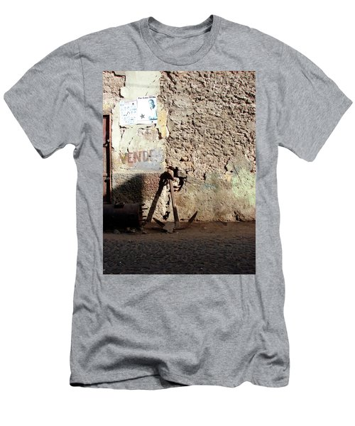 Anchor Cape Verde Men's T-Shirt (Athletic Fit)