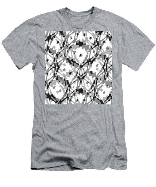 Ancient Carving-2  Men's T-Shirt (Athletic Fit)