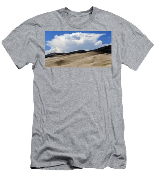 And Then The Storm Men's T-Shirt (Athletic Fit)