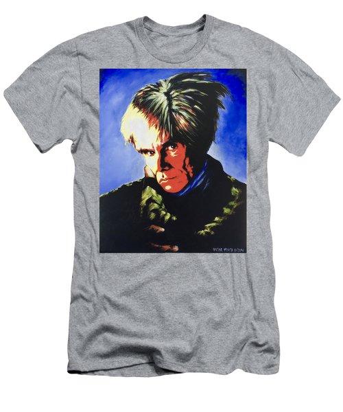 Andy Warhol Men's T-Shirt (Slim Fit) by Victor Minca