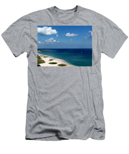 Angela's Getaway Men's T-Shirt (Athletic Fit)