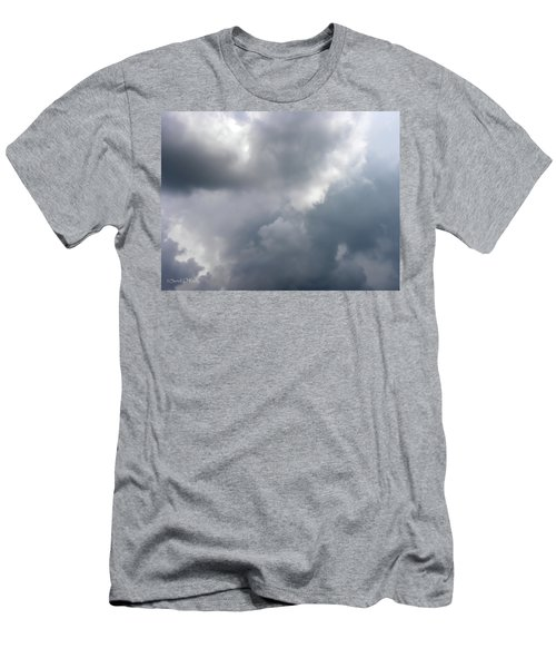Men's T-Shirt (Slim Fit) featuring the photograph Angels In The Sky by Sandi OReilly