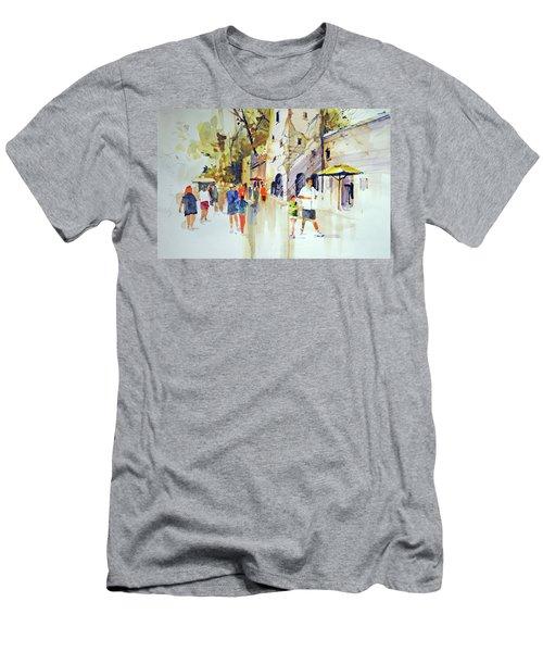 Animal Kingdom Men's T-Shirt (Athletic Fit)