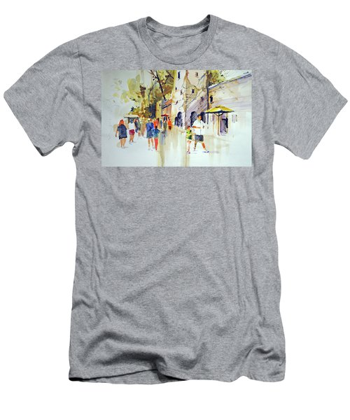 Animal Kingdom Men's T-Shirt (Athletic Fit)