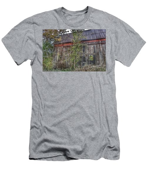 0002 - Annie's Barn II Men's T-Shirt (Athletic Fit)
