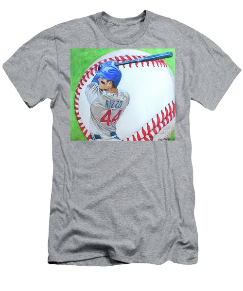 Anthony Rizzo 2016 Men's T-Shirt (Athletic Fit)