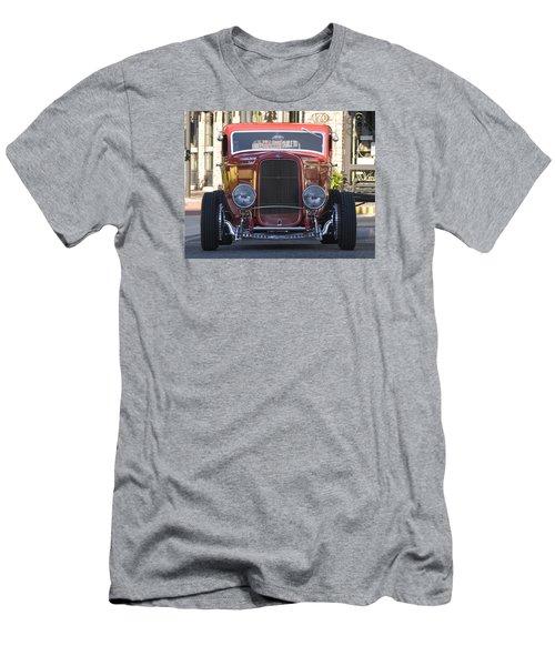 Antique Coup Front End Men's T-Shirt (Athletic Fit)