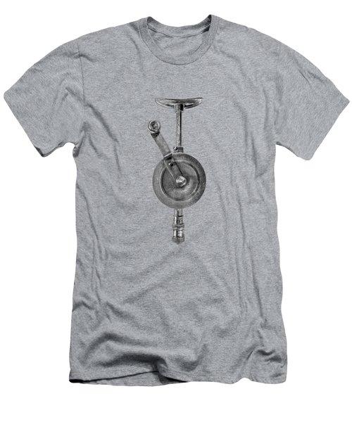 Antique Shoulder Drill Front Bw Men's T-Shirt (Athletic Fit)