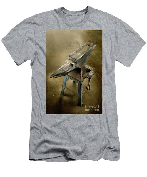 Anvil And Hammer Men's T-Shirt (Athletic Fit)