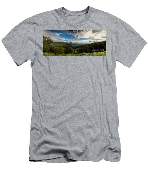 Appalachian Foothills Men's T-Shirt (Athletic Fit)