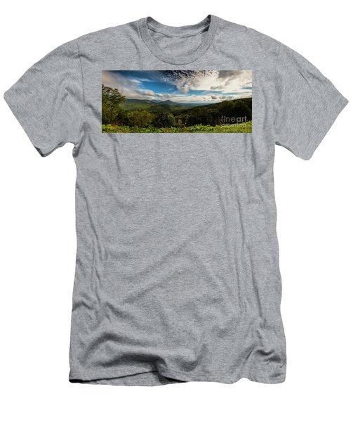 Appalachian Foothills Men's T-Shirt (Athletic Fit)