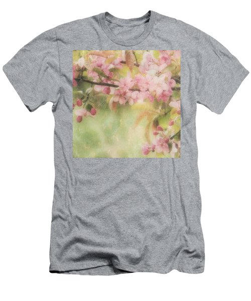 Apple Blossom Frost Men's T-Shirt (Athletic Fit)