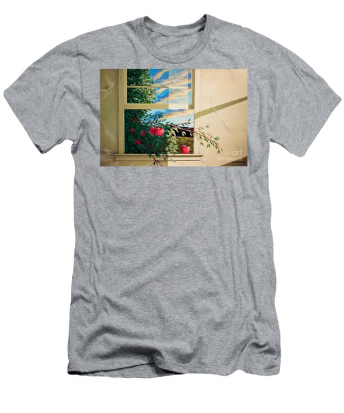 Apple Tree Overflowing Men's T-Shirt (Athletic Fit)