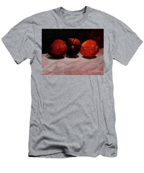 Apples Men's T-Shirt (Athletic Fit)