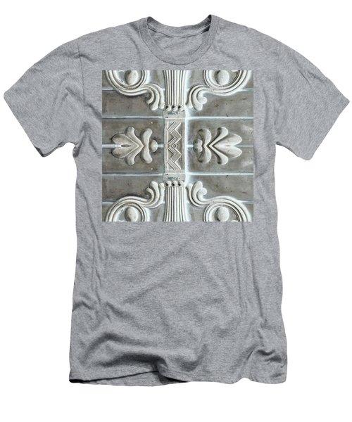 Applique No. 2 Men's T-Shirt (Athletic Fit)