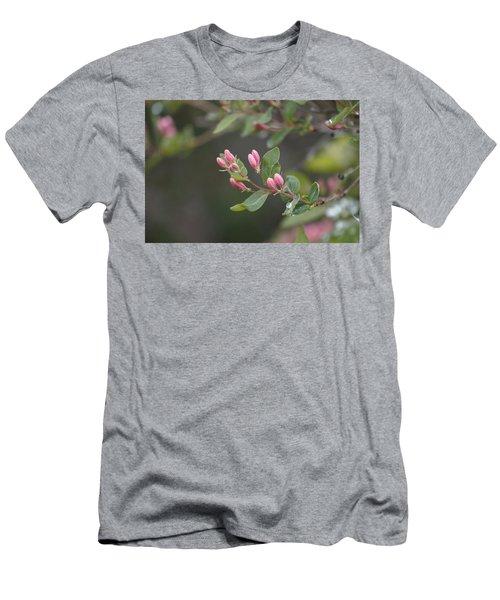 April Showers 3 Men's T-Shirt (Athletic Fit)